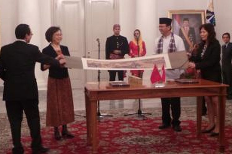 Jakarta Dan Shanghai Jalin Kerja Sama Bidang Budaya