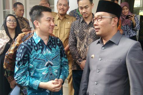 Kembangkan Desa Digital, Ridwan Kamil Kolaborasi dengan Tokopedia