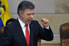 Presiden Kolombia Juan Manuel Santos Terima Anugerah Nobel Perdamaian