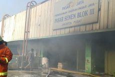 Api Belum Padam, Petugas Tambah Mobil Damkar