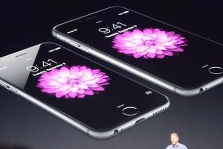 Peluncuran iPhone 6 dan iPhone 6 Plus