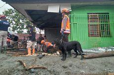 Cari Korban Longsor di Tasikmalaya, Tim Gabungan Terjunkan Anjing Pelacak K-9
