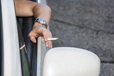 Bahaya, Jangan Merokok Sambil Mengemudi