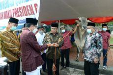 Protokol Ketat, Panitia Pemotongan Hewan Kurban di Masjid Istiqlal Dipastikan Bebas Covid-19