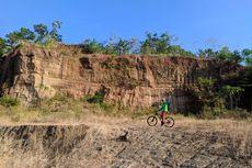 Brown Canyon Boyolali, Bisa Berburu Foto Instagramable dan Bersepeda