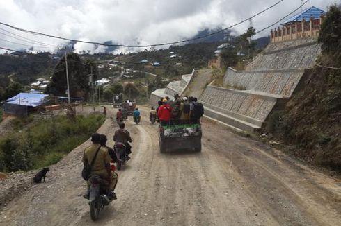 Kesulitan Bangun Trans Papua, Alat Berat Harus