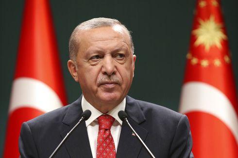 Erdogan Tak Terima Dikeluarkan AS dari Program Jet F-35 Setelah Beli Rudal Rusia