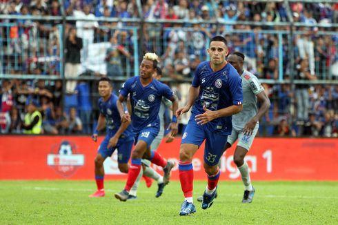 Sikapi Corona, Arema FC Beri Program Home Work kepada Pemain