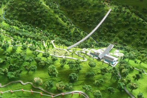 Segera Hadir, Eiger Adventure Land Bogor yang Punya Jembatan Gantung Terpanjang di Dunia