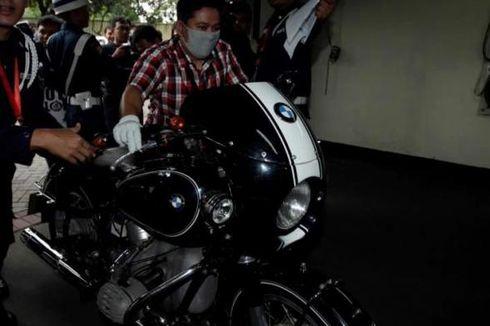 Rudi Diduga Terima Moge BMW Melalui Ardi