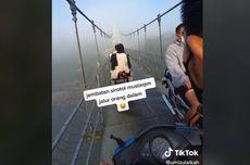 Viral, Video Penampakan Jembatan