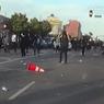 Video Detik-detik Demonstran Ditembak Kepalanya meski Sudah Angkat Tangan