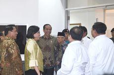 Saat Prabowo Gagal Berfoto dengan Sri Mulyani gara-gara Jokowi-Ma'ruf
