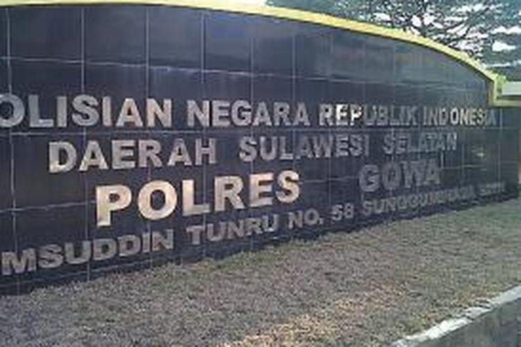 Sejumlah perwira di Markas Kepolisian Resor (Mapolres) Gowa, Sulawesi Selatan mengeluhkan kebijakan tentang dana tunjangan hari raya (THR) yang dibebankan kepada mereka. Rabu, (16/07/2014).