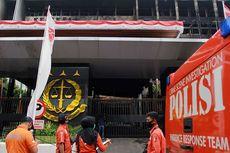 Kasus Kebakaran Gedung Utama Kejagung, Polisi Periksa PNS hingga Petugas Pemadam Kebakaran