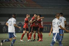 Bali United Bersyukur Bisa Imbangi Persib dengan Hanya 10 Pemain
