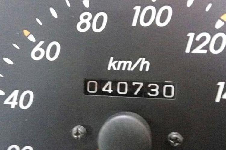 Odometer jadi sasaran keisengan pedagang mobil bekas