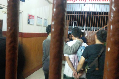 Satu Napi Kabur dari Rutan Kulon Progo Ditangkap Saat Duduk Santai di Alun-alun