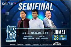 Semifinal Stand Up Comedy Indonesia IX Digelar Malam Ini, Ada Haji Bolot dan Brisia Jodie