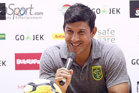 Kalahkan Arema FC, Alvredo Vera Bahagia dan Puji Pahlawan Persebaya
