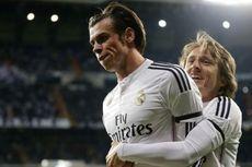 Luka Modric Beri Dukungan kepada Gareth Bale