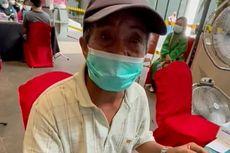 Cerita Kakek Syafarudin Ingin Dapat Vaksin, Kayuh Sepeda Pinjaman Puluhan Km, Viral Setelah Direkam Satgas IDI
