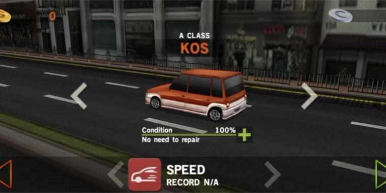 Game simulasi Dr. Driving