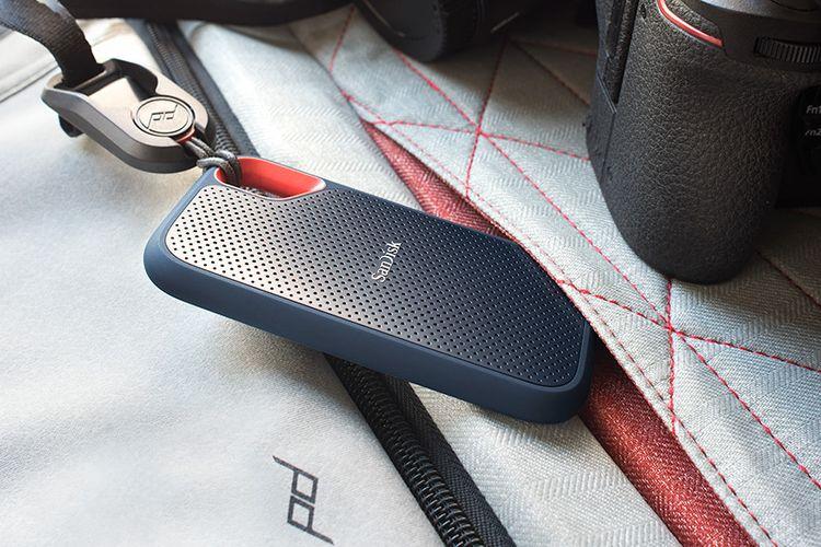 Sandisk SSD Portable