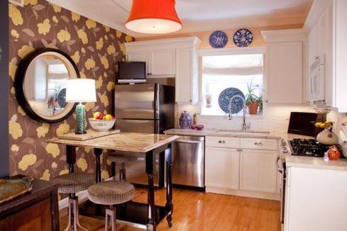 6 Langkah Agar Nyaman di Dapur Mungil!