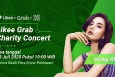 Aura Kasih hingga Vicky Shu Bakal Tampil di Konser Amal Virtual Grab dan Likee