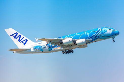 Update Kebijakan Refund dan Ubah Jadwal All Nippon Airways terkait Wabah Virus Corona