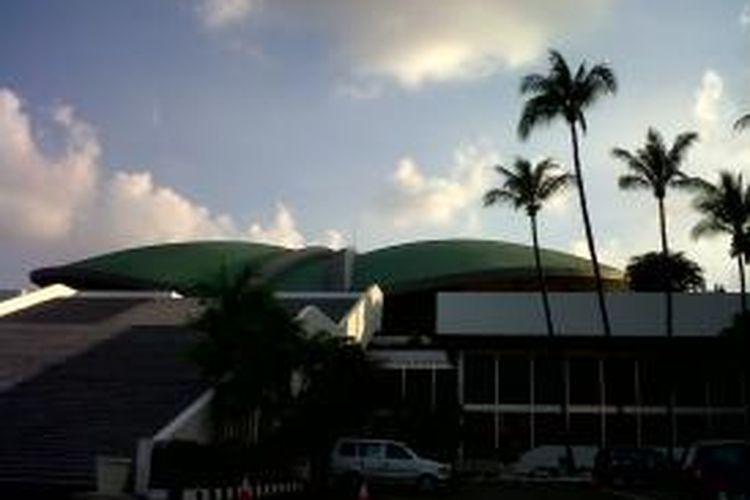 Gedung Dewan Perwakilan Rakyat Republik Indonesia (DPR RI),
