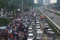 Jakarta Kembali Dipadati Kendaraan Jelang Berakhirnya PSBB Transisi, Penerapan Ganjil Genap Dibahas