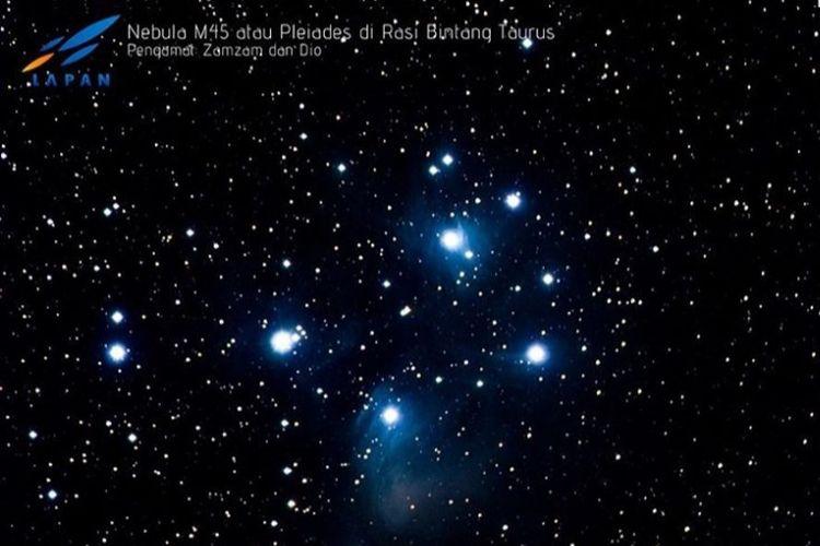 Bintang Tsuraya/Turaya atau dalam ilmu antariksa dikenal sebagai Pleiades