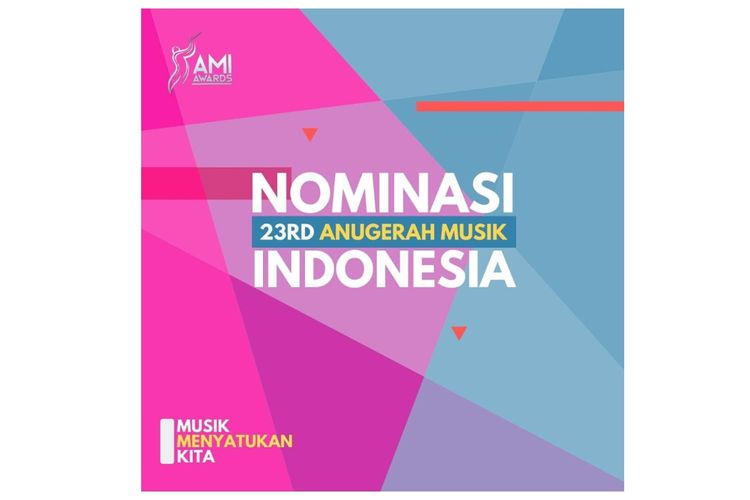 Nominasi AMI Awards ke-23