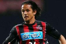 Komentar Irfan Bachdim soal Aksi Ciamiknya di Piala Jepang