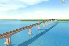 Dirancang dengan Standar Tol, Jembatan Batam-Bintan Bakal Dikenakan Tarif