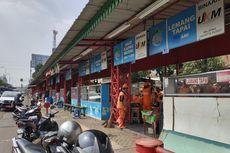 Pedagang Nasi Kapau Kramat Raya Mengaku Pasrah dan Khawatir Pendapatan Merosot Usai Direlokasi