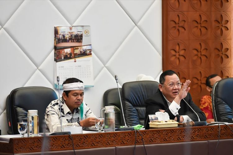 Komisi IV DPR RI (Dok. Kementerian LHK)