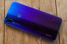 Cerminan Jiwa Muda dalam Simfoni Warna Huawei Nova 3i