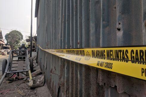 Polisi Tunggu Hasil Tes Laboratorium Sebelum Tetapkan Tersangka Kasus Industri Peleburan Alumunium