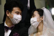 Saat 6.000 Pengantin Nikah Massal di Tengah Maraknya Virus Corona...