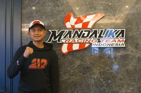 Dimas Ekky Resmi Balap di CEV Moto2 2021 Bersama Mandalika Racing Team