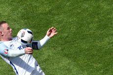 Mau Kalahkan Inggris, Islandia Harus Hentikan Rooney