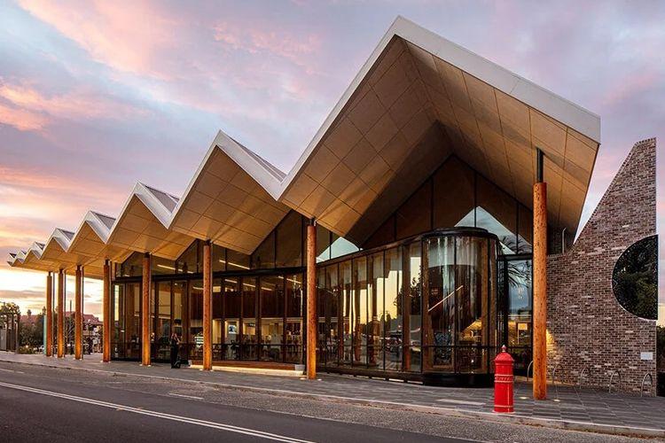 Marrickville Library, Australia