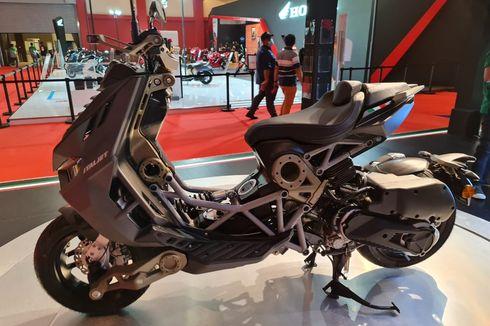 [VIDEO] Italjet Dragster 200, Skuter Rasa Superbike