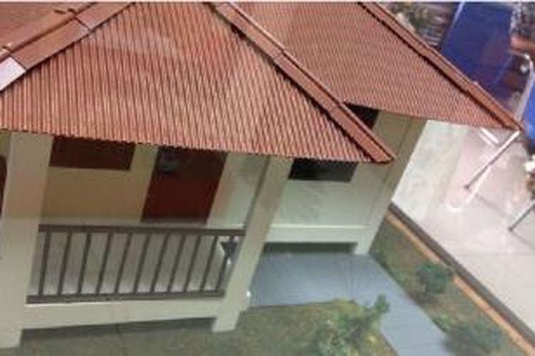 Ruspin dan Risha merupakan inovasi desain rumah yang berkaitan dengan rancangan teknologi konstruksi. Keduanya memiliki sistem bongkar pasang dengan komponen-komponen yang dibuat secara pabrikasi.