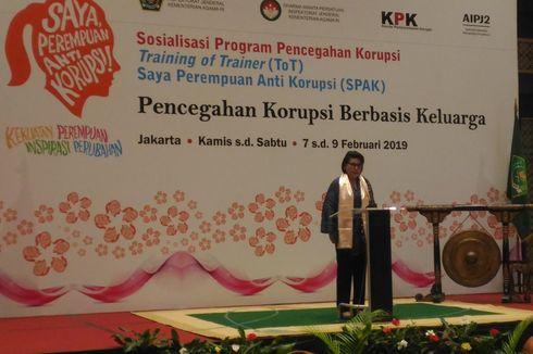 Wakil Ketua KPK: Perempuan Berperan Besar Cegah Korupsi