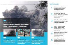 [POPULER TREN] Erupsi Gunung Semeru | Syarat dan Kriteria Penerima BLT PKH