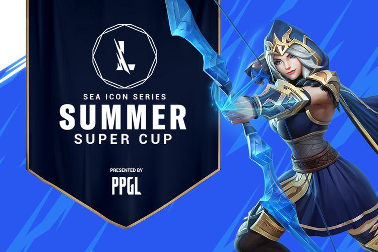 Wild Rift SEA Icon Series: Summer Super Cup 2021.